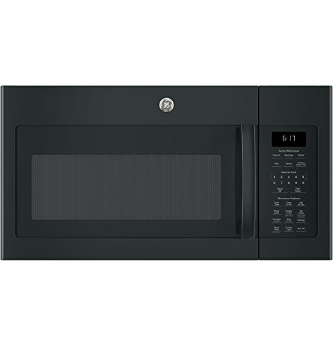 GE JVM6175DKBB Over-The-Range Microwave, 1.7
