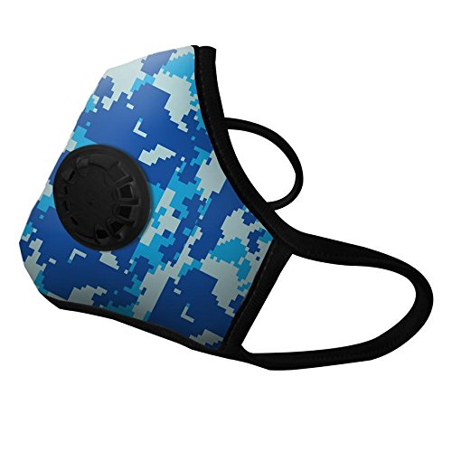 Vogmask Arctic N99CV with Exhale Valve (Small 30-60 Pounds /14-27 Kilos)
