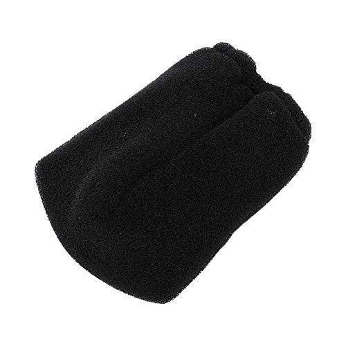 Cubierta de esponja contra el viento de alta temperatura, fácil de transportar, protección contra el viento de esponja, para viajar a casa