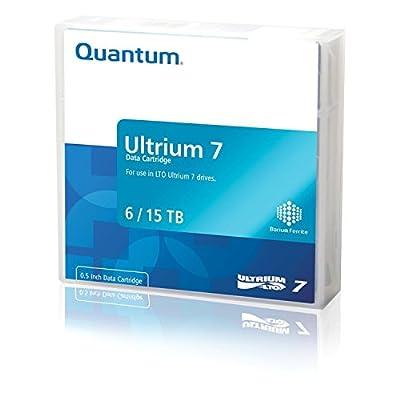 Lto Ultrium 7 Prelabeled Media Cartri by Quantum