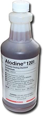 Henkel - Dedication Alodine 1201 Light Max 90% OFF Metals Coating Conversion Bonderit