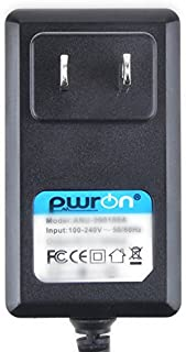 PwrON (6.6ft Long Cable) AC to DC Adapter for Philips HF3500 HF3500/01 HF3500/60 HF3505 HF3505/60 HF3506 HF3506/05 HF3506/06 HF3506/65 HF3506/66 Wake-up Light Alarm Clock Switching Power Supply Cord