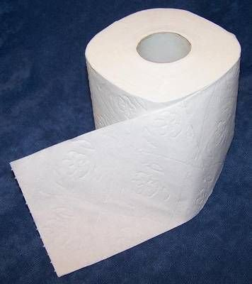 Toilettenpapier Katrin 3-lg weiß 250 Bl/Rolle 8 Rollen
