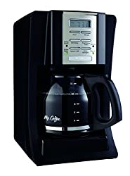 Top 10 Mr Coffee 12 Cup Programmable Coffeemakers