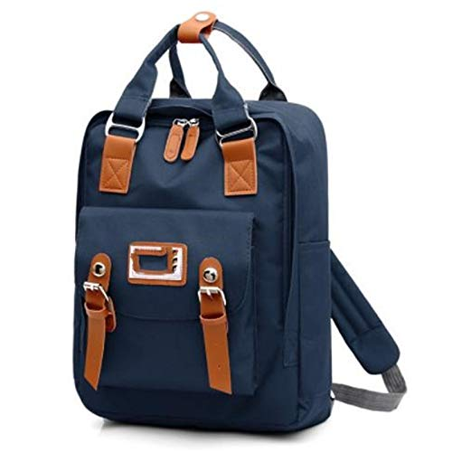 ADKYMultifunktions-USB-Rucksack männlich Oxford Tuch mit großer Kapazität Schultasche Mittelschüler Freizeitrucksack