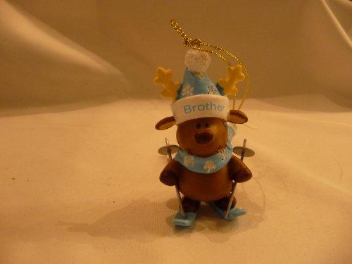 Christmas Tree Reindeer Ornanment (Brother)