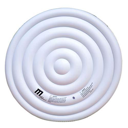 MSpa Wärmespeicher und Regenablaufblase, passend für alle runden 6 Personen, weiß, 204 cm