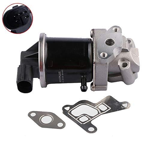 MOSTPLUS 030131503F 030131550 AGR-Ventil Abgasrückführung kompatibel mit Lupo Polo SEAT Arosa 1.0