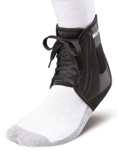 Mueller Black Soccer Ankle Brace