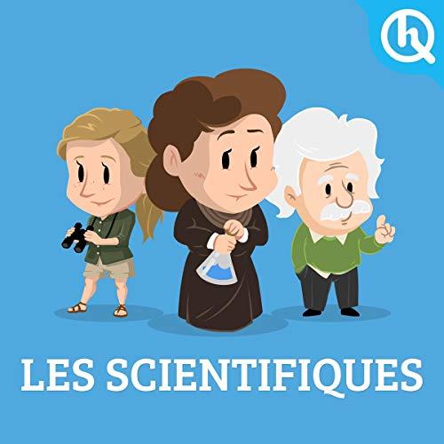 Couverture de Les Scientifiques