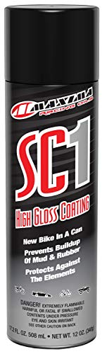 Maxima 78920 SC1 High Gloss Coating 17.2 FL. OZ. 508 mL – NET WT. 12 OZ. (340g), Single