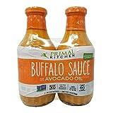 Primal Kitchen Buffalo Sauce made with Avocado Oil 16.5oz-2PK