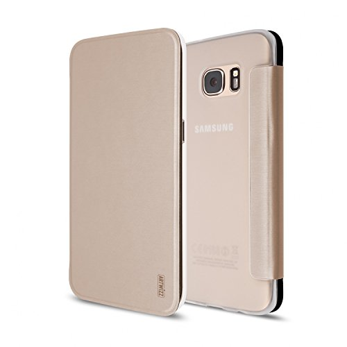 Artwizz 9833-1751 Smartjacket Schutzhülle für Samsung Galaxy S7 Edge Gold