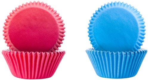 IBILI 735901 - Capsulas Reposteria (Azules+Rosas)