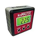Calculated Industries 7434 AccuMASTER 2-in 1 Magnetic Digital Level and...