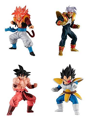 Gashapon Dragon Ball Super: GT 04 HG Series Set
