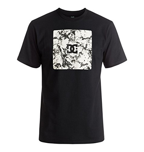 DC Shoes Storm T-Shirt Homme, Anthracite, FR : L (Taille Fabricant : L)