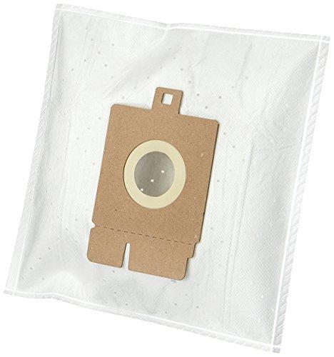 Amazon Basics - X11-Staubsaugerbeutel mit Geruchskontrolle für Staubsauger von AEG, Hoover, Zanussi, 4er-Pack