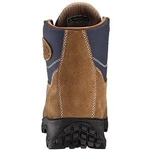 Vasque Men's Skywalk Gore-Tex Backpacking Boot, Olive/Dress Blues, 11 M US