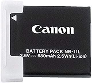 Canon NB-11L Rechargeable Lithium-Ion Battery for Select Canon Powershot Cameras