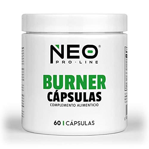 BURNER 60 Caps. - Suplementos Alimentación y Suplementos Deportivos - NEO PRO-LINE