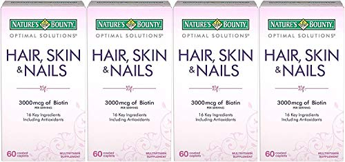 Hair, Skin and Nails Caplets Review