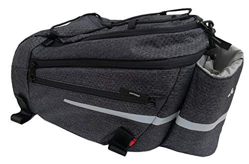 Vaude Silkroad L Snap-it - Pannier Rack Bag, Blend