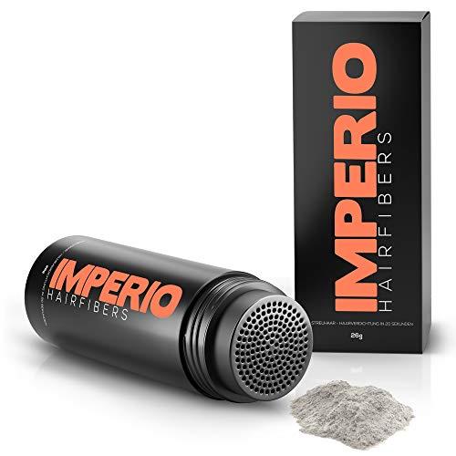 Fibras capilares Imperio – Para disimular la caída de cabello – Microfibras naturales de...