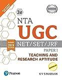 NTA UGC - NET/SET/JRF Paper I  (Old Edition)