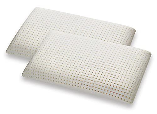 Marcapiuma - Pack de 2 Almohadas Viscoelásticas Memory Foam