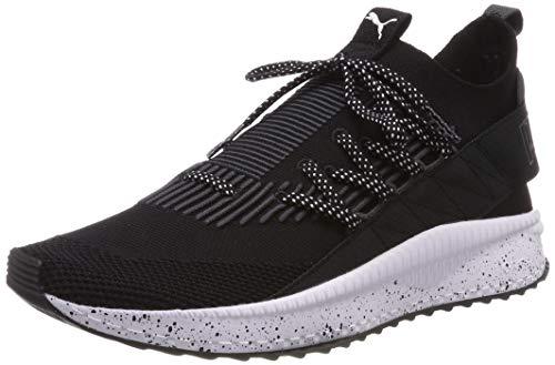 Puma Unisex-Erwachsene Tsugi Kai JUN Speckle Sneaker, Schwarz Black-Asphalt, 43 EU