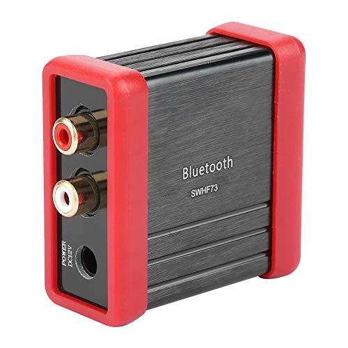 Draadloze Bluetooth ontvanger box RCA luidspreker adapter stekker voor auto audio versterker 12 V DC HF73