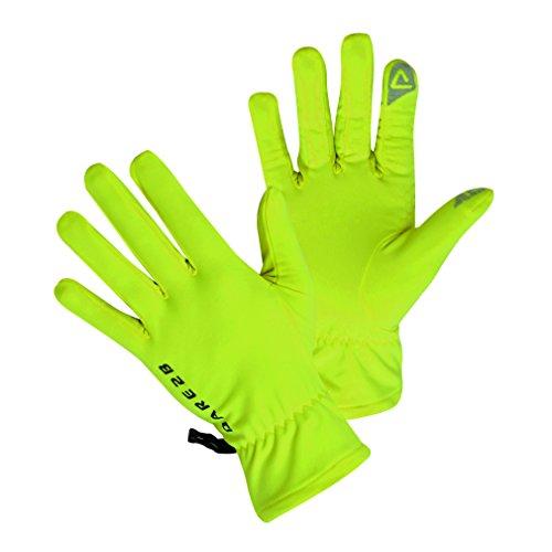 Dare 2b Smart II Core Stretch-Handschuhe, Medium (1Fluorescent Yellow, Medium/groß