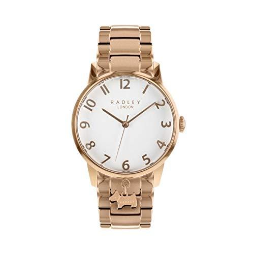 [ラドリー] 腕時計 女子ローズゴールドブレスレットスチールストラップウォッチ RY4362 [並行輸入品]