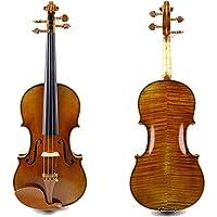 バイオリンセット 4/4手作りのプロのバイオリン