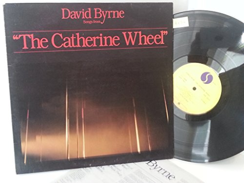 DAVID BYRNE songs from the catherine wheel, SRK 3645