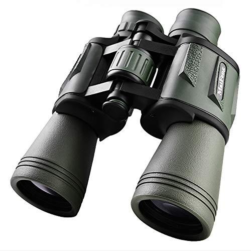 YINGZU Binocolo 20X50 Binocolo per Visione Notturna HD Zoom Fisso per Birdwatching all'aperto Viaggi Visite guidate Concerti Caccia