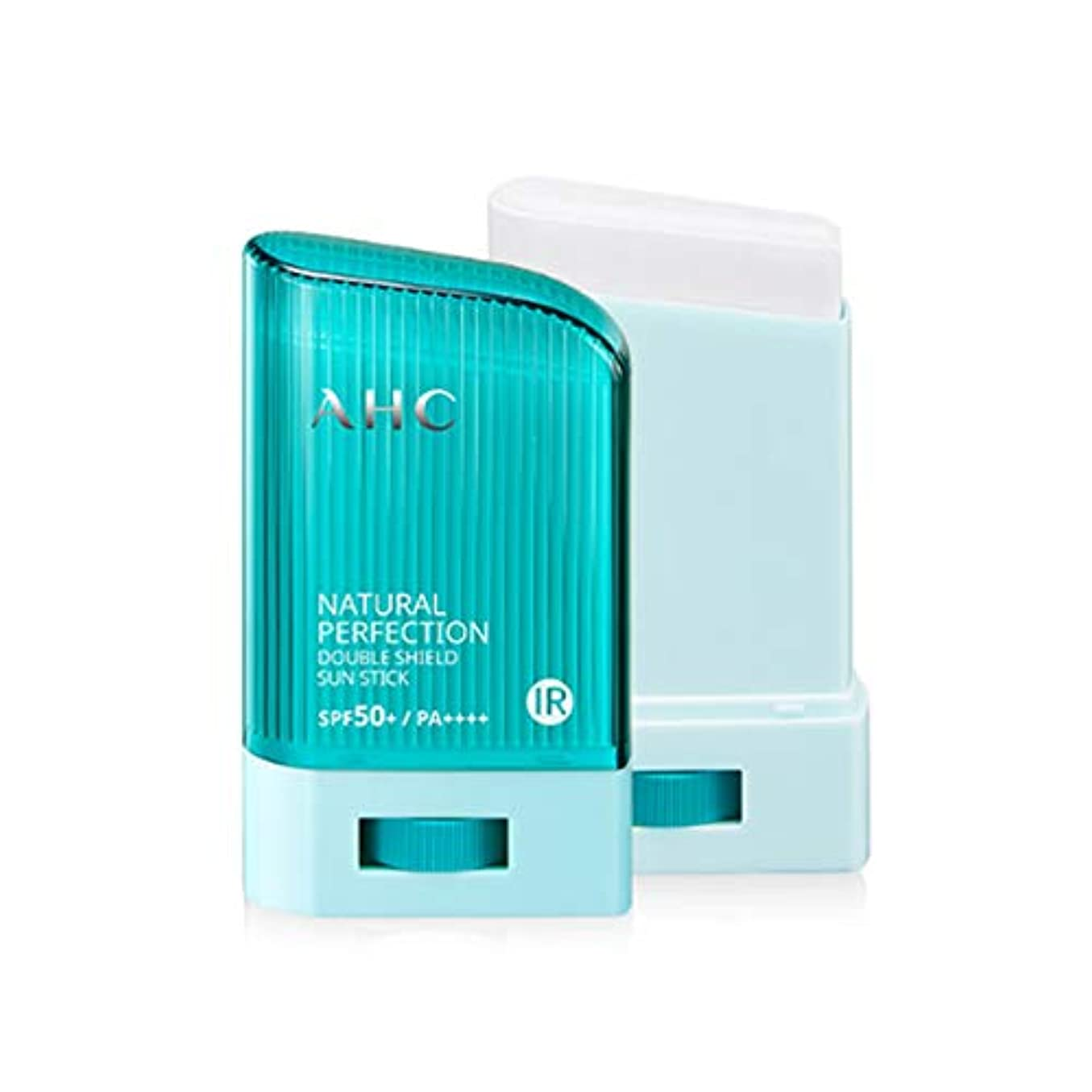 オール破産抜粋AHC ナチュラルパーフェクションダブルシールドサンスティック ブルー Natural Perfection Double Shield Sun Stick BLUE [並行輸入品] (22g)