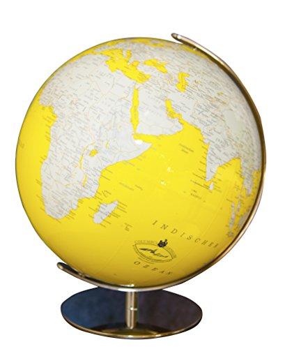 Columbus Verlag 75348540cm ARTline Luminous Globes Edelstahl Armatur