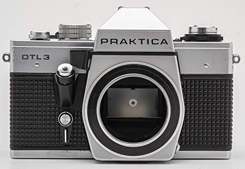 Praktica DTL3 DTL 3 Gehäuse Body SLR-Kamera Spiegelreflexkamera