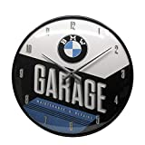 Nostalgic-Art 51077 BMW - Garage, Wanduhr 31cm