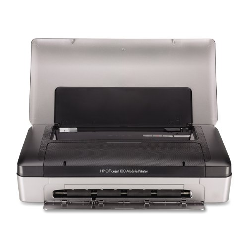 HP OfficeJet 100 Portable Printer with Bluetooth & Mobile Printing (CN551A)