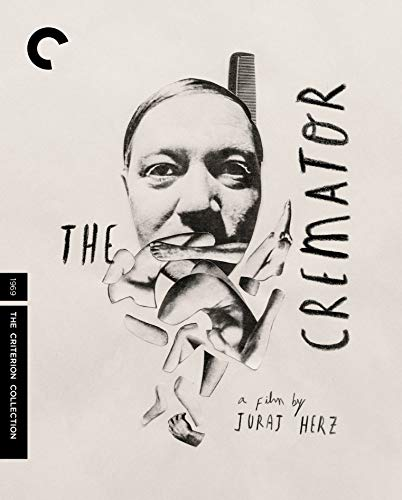 Cremator Criterion Collection Blu ray