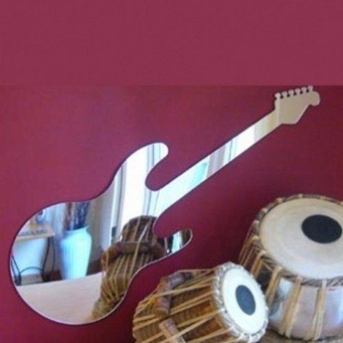 Super Cool Creations Estilo Dean Guitarra Eléctrica Espejo P - 60cm x...