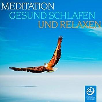 Meditation gesund schlafen und relaxen