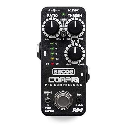BECOS CompIQ MINI Pro Comp コンパクトエフェクター コンプレッサー ベコス