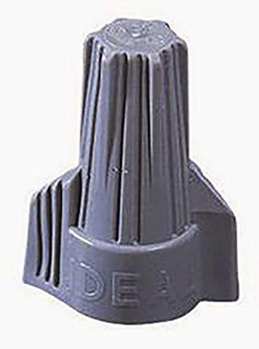 14-8 Ga. Tan Fit-All Ideal Wire Connectors- (pack of 25)