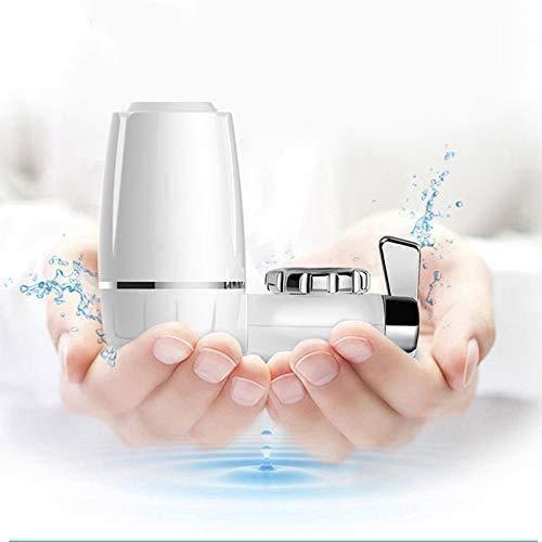 Uso en el hogar Filtro de calidad del agua Purificador de agua 7 niveles de la cocina Faucet Filtro de agua Filtrado con mar profundo DIATO JIAJIAFUDR (Color : -, Size : -)
