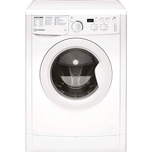 Indesit EWD R25017 W IT N lavatrice Libera installazione Caricamento frontale 7