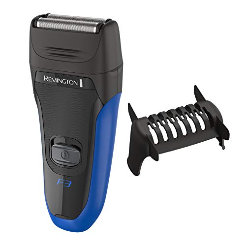 Remington PF7300 F3 Comfort Series Foil Shaver, Mens Electric Razor, Electric Shaver